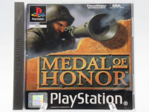 Medal Of Honor  (Playstation)